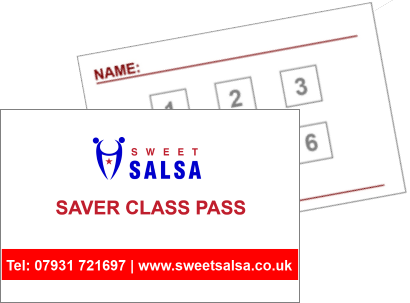 your first six salsa lessons voucher