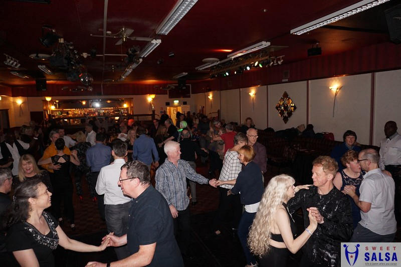 January 2018 salsa party at The Canberra Club