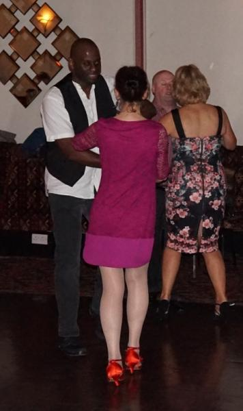 Salsa party March 2017 Canberra Club