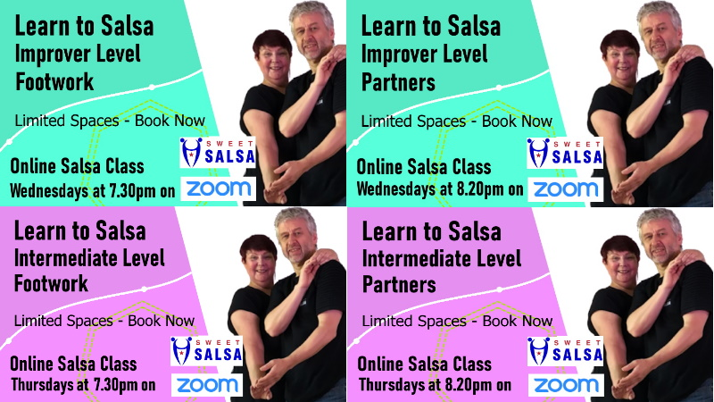 join us for online salsa classes
