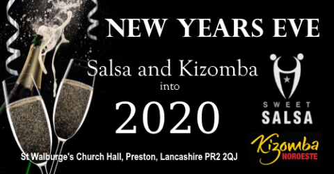 New Years Eve Salsa and Kizomba Party