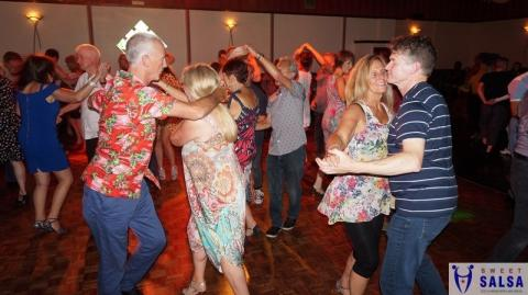 Come and dance at The Canberra