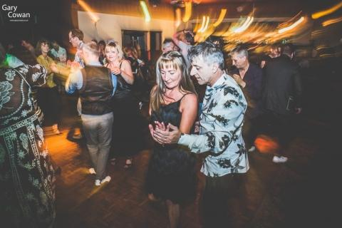 Salsa Dancing at The Canberra