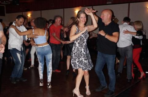 Dancing at The Canberra Club